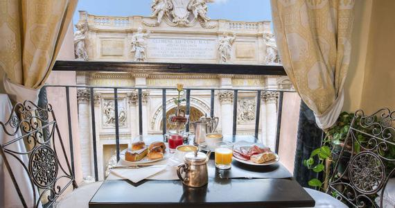 Hotel Fontana | Rome | Amazing location