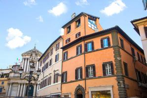 Hotel Fontana New | Rome | Available parking nearby