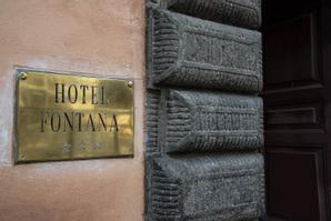 Hotel Fontana New | Rome | Welcome to our hotel